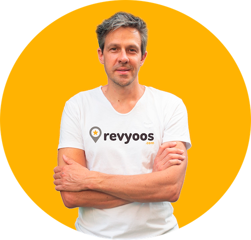 Christophe Salmon of Revyoos will be speaking at The Book Direct Show